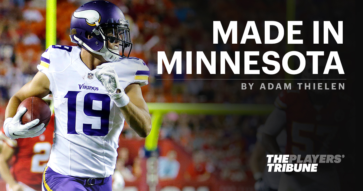 Made In Minnesota By Adam Thielen