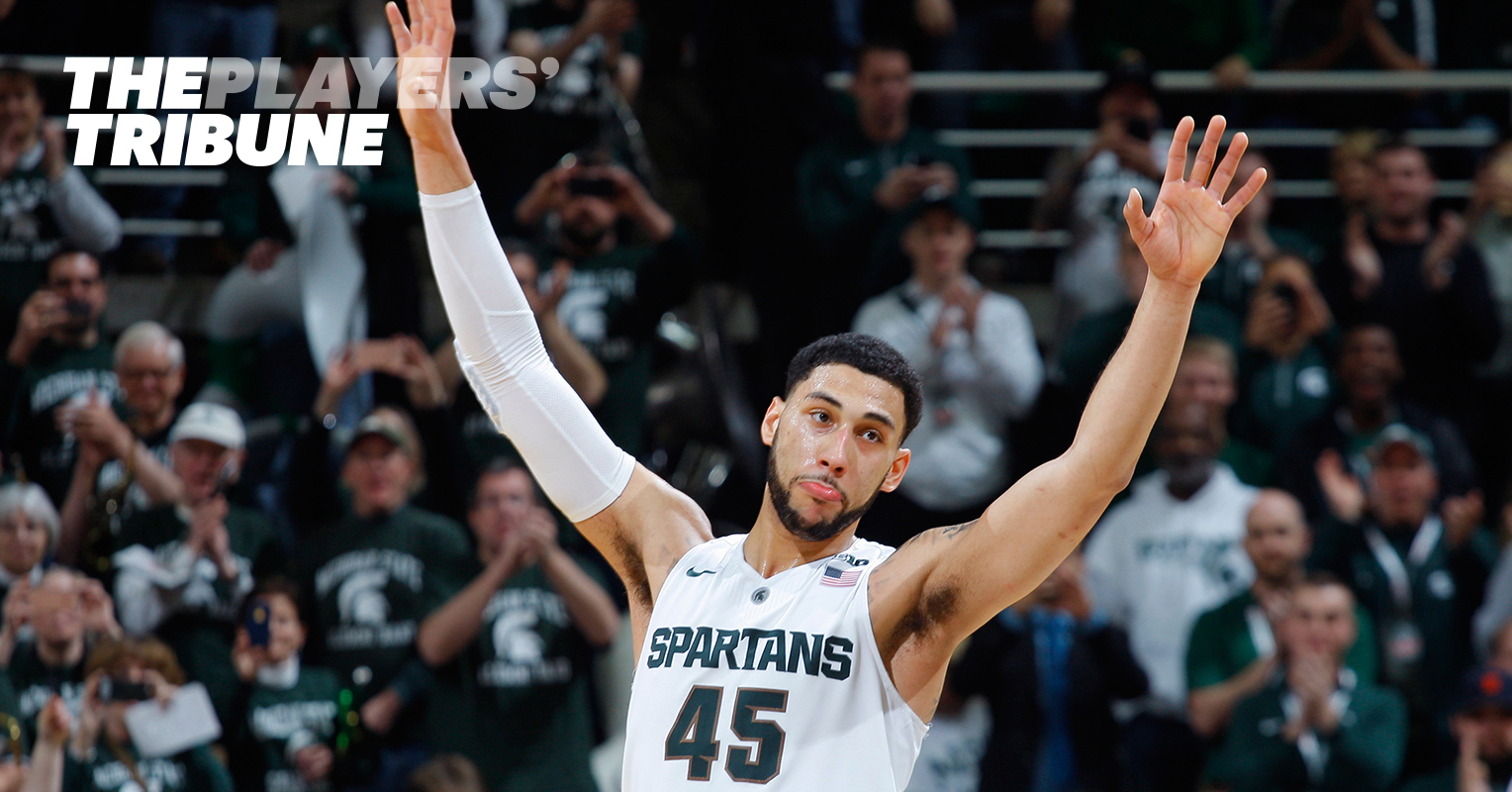 finest selection 93cff c86df Spartan for Life | By Denzel Valentine