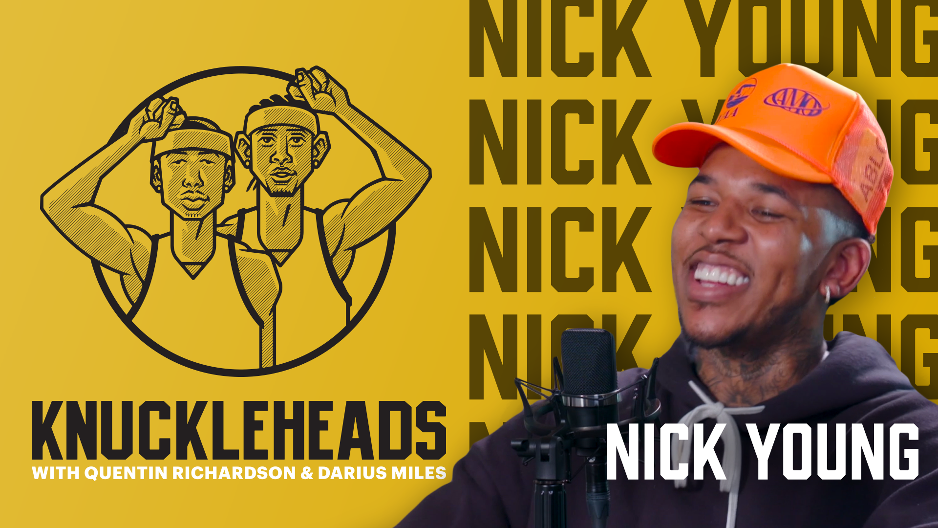 Swaggy P | Knuckleheads