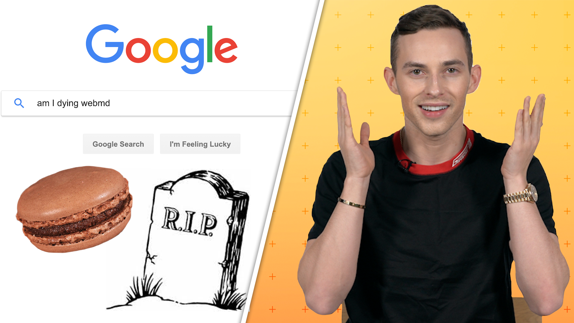 The Time Adam Rippon Thought He Was Dying | By Adam Rippon