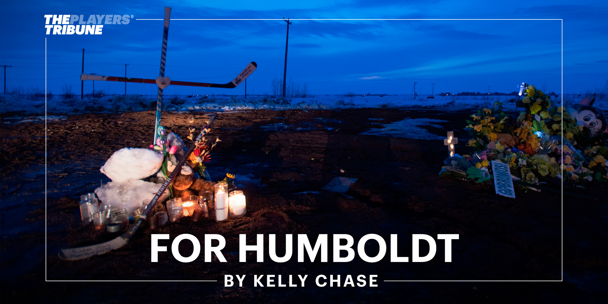 For Humboldt | By Kelly Chase