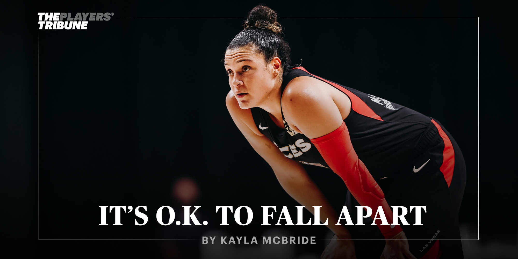 It's O.K. to Fall Apart | By Kayla McBride