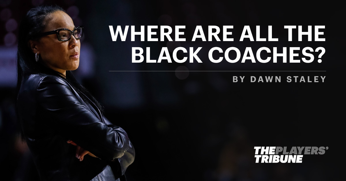 Where Are All the Black Coaches?