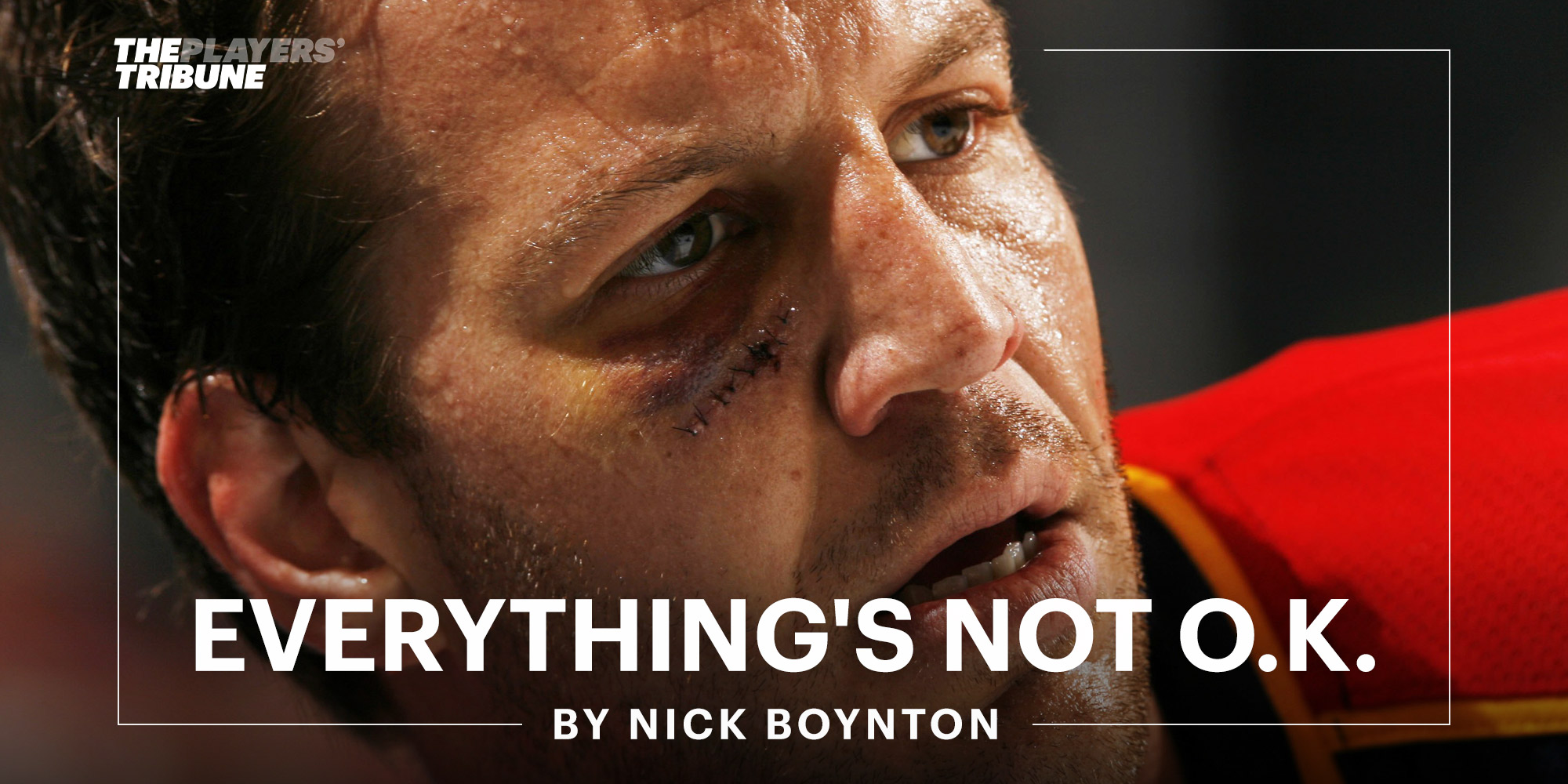 Everything S Not O K By Nick Boynton