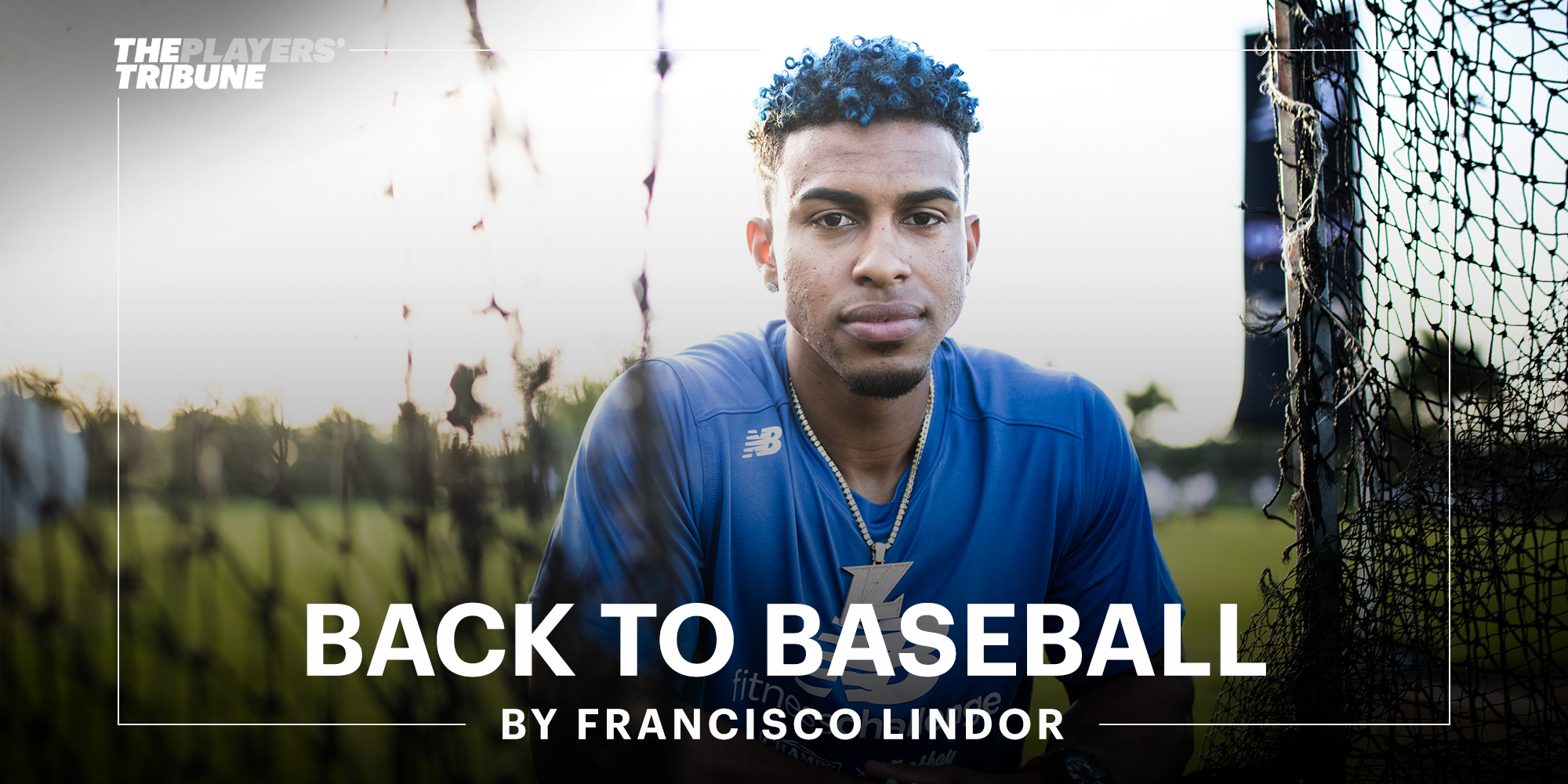 Back To Baseball By Francisco Lindor