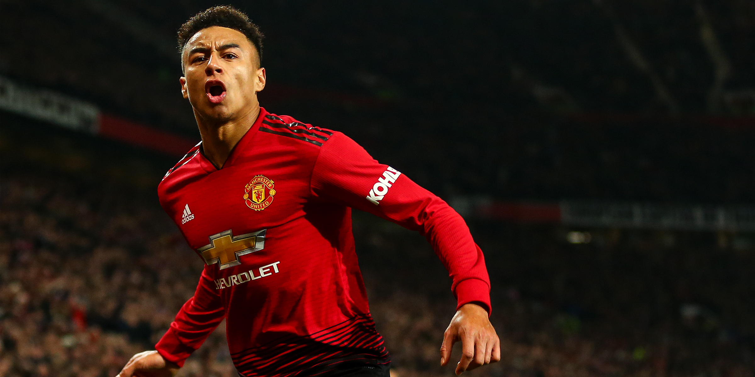 I Promise You Never Read a Story Like This, Mate   By Jesse Lingard