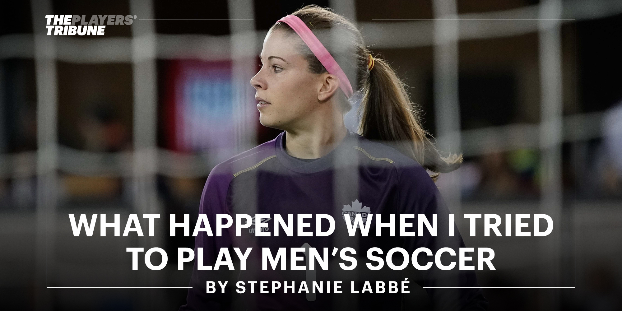 What Happened When I Tried to Play Men's Soccer | By