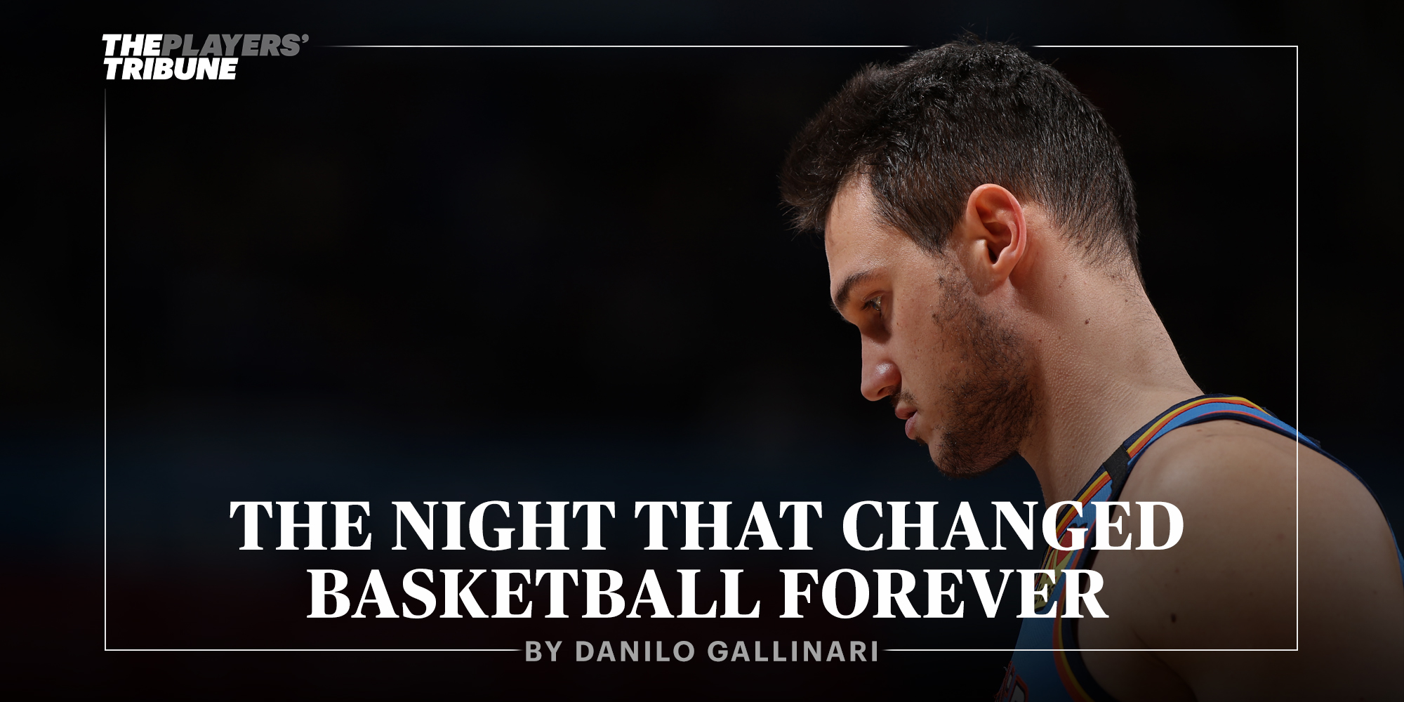 The Night That Changed Basketball Forever