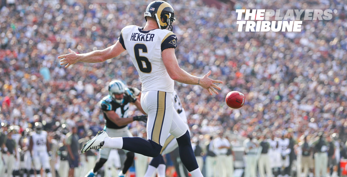 What You Don't Know About: Being a Punter | By Johnny Hekker