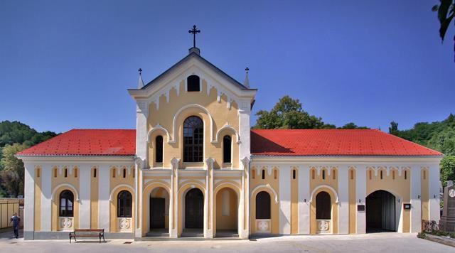 Kapelica Svih svetih s mrtvačnicom