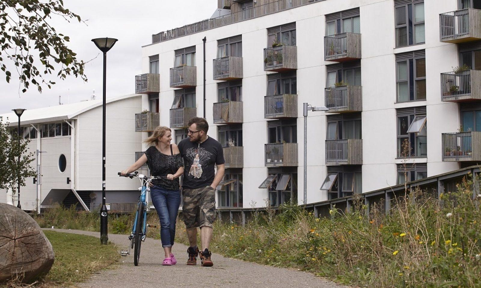 Community-led housing