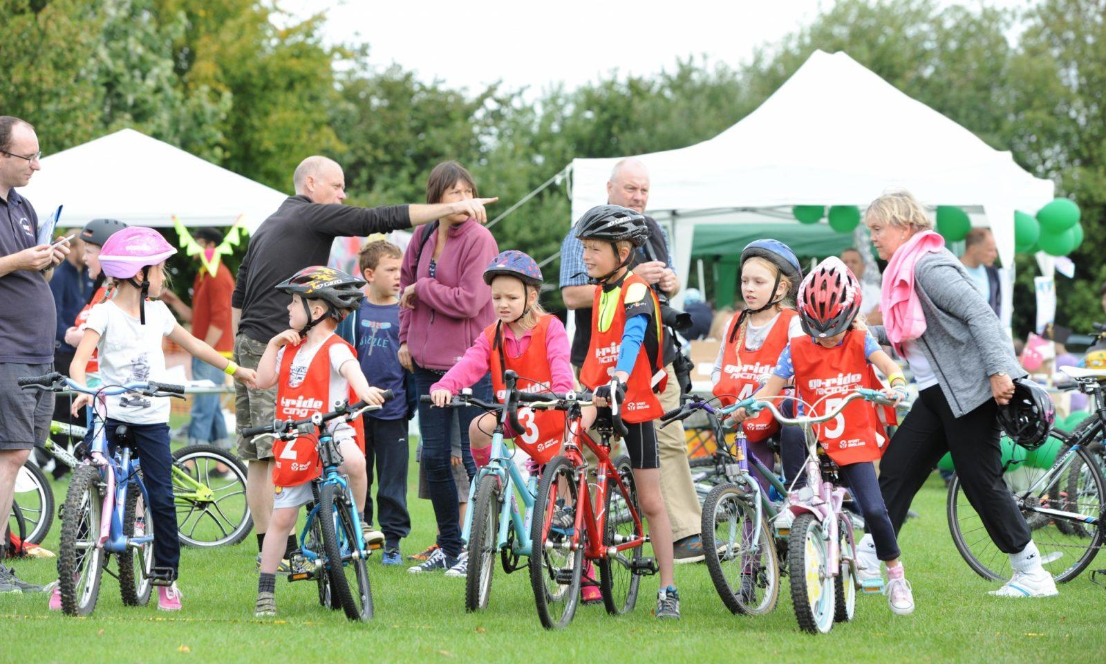 Greening Bicester: Bicester Bike Day