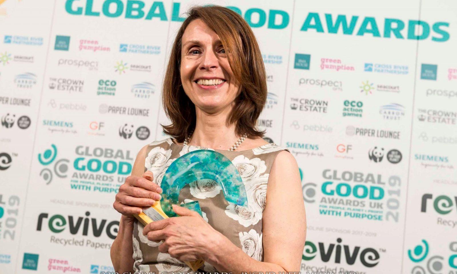 Sue Riddlestone Global Good Award