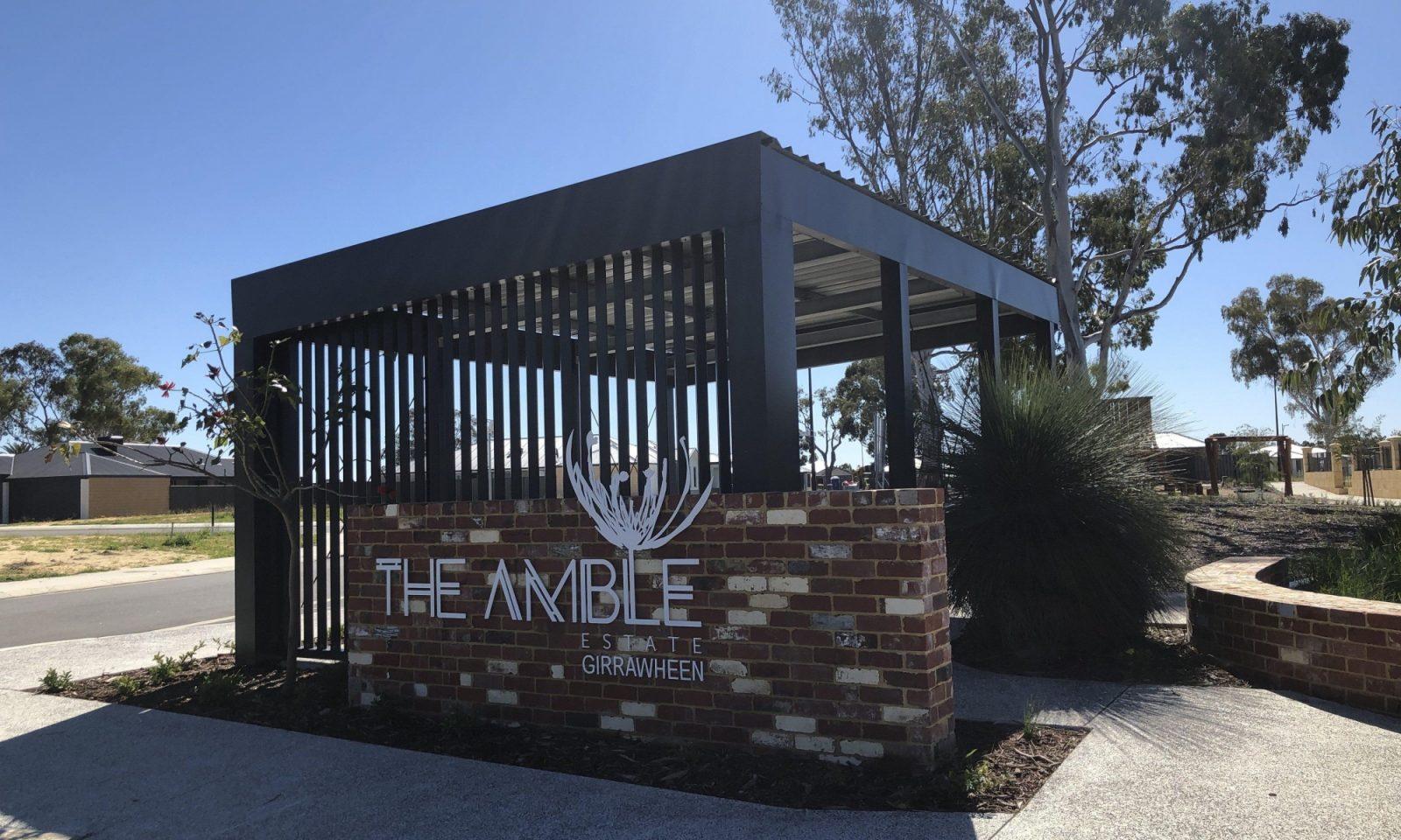 The Amble Estate