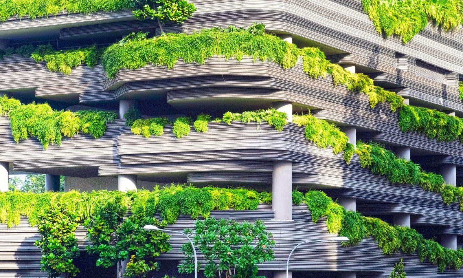 UK built environment lagging on SDGs