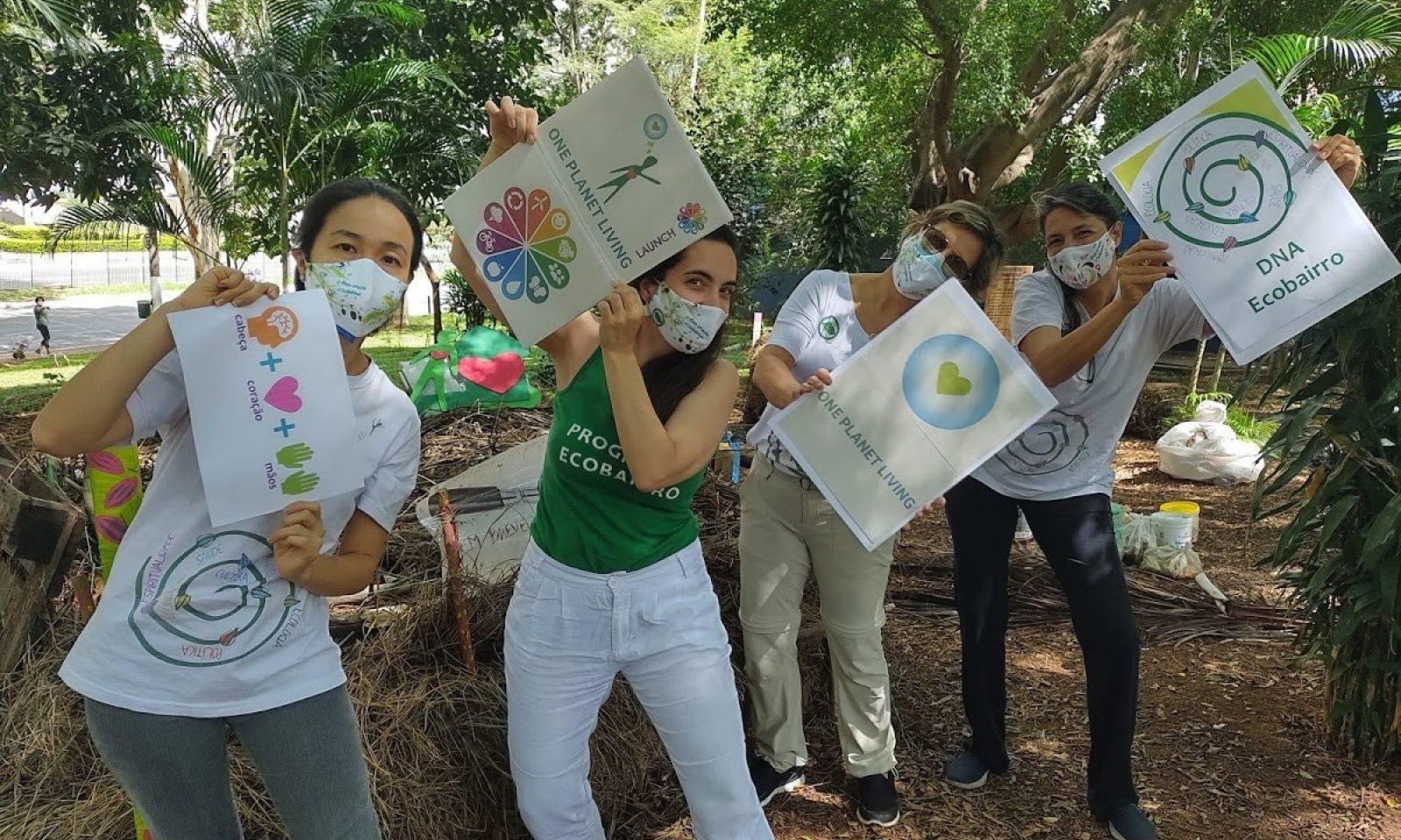 Ecobairro Vila Mariana One Planet City