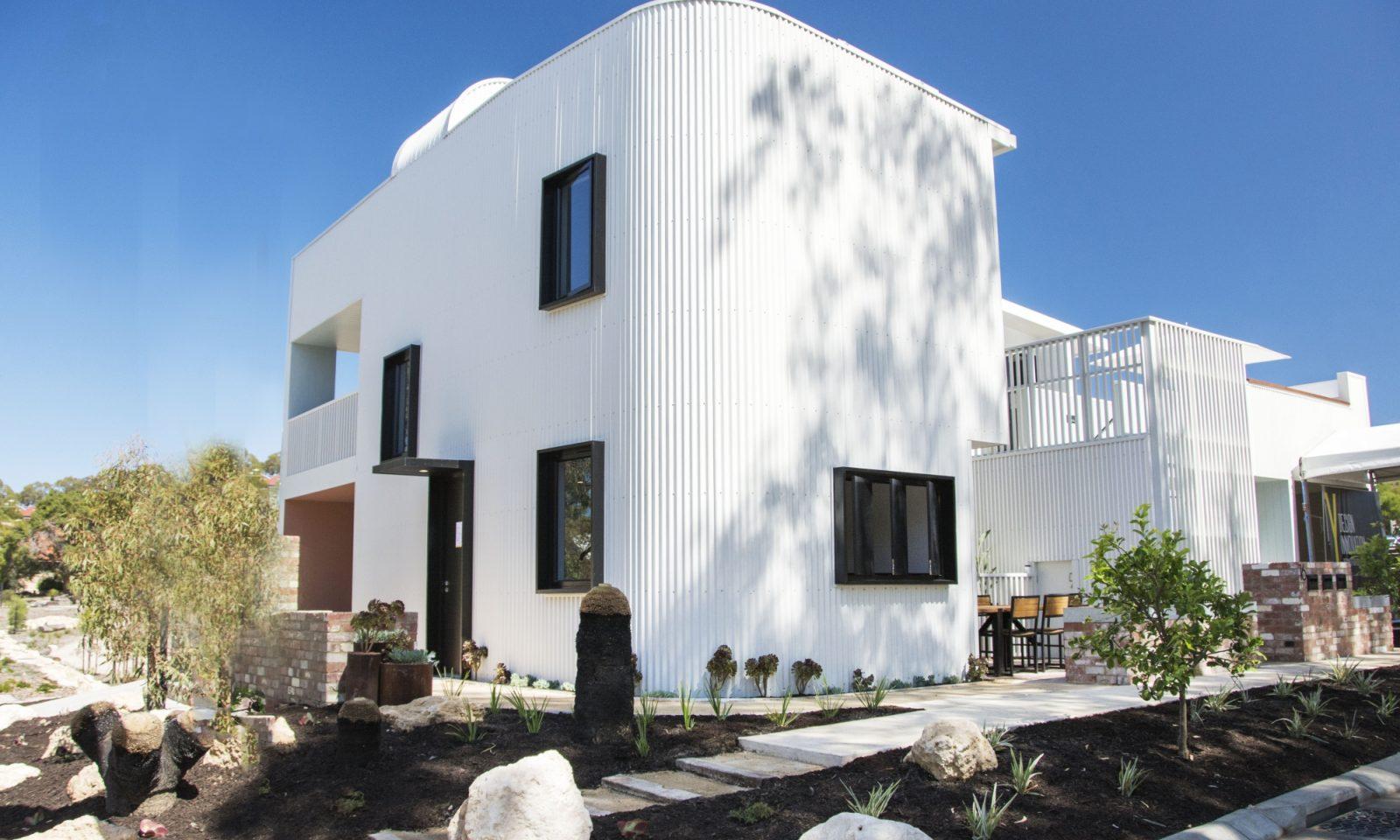 Gen Y House Exterior