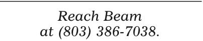 Adam Beam's Google Voice number