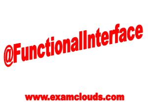 Functional InterfacePhoto
