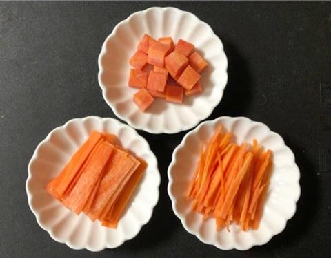 まつの野菜飾り切り講座