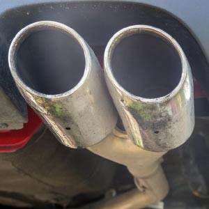 Mobile and roadside Exhaust repairs and replacements