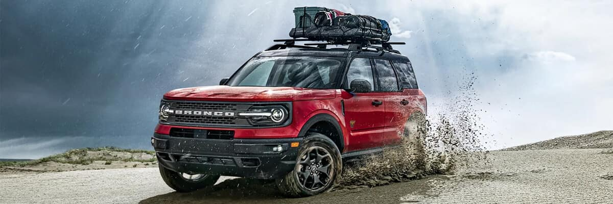 new ford bronco-sport