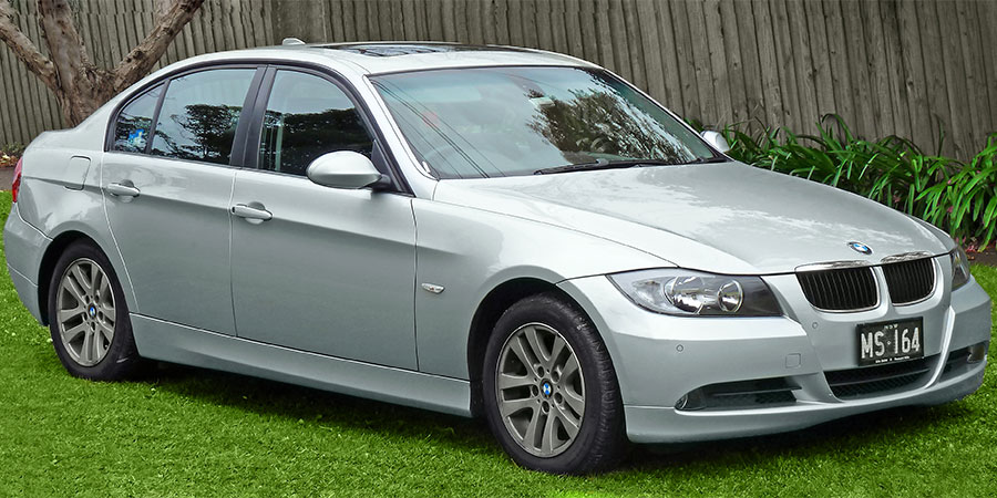 Used BMW 3 Series Gen 5