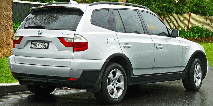 1st-Gen-BMW-X3