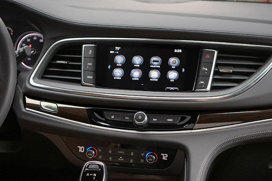 2019 Buick Enclave Infotainment