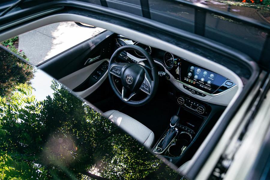 2021 Buick Encore GX Technology