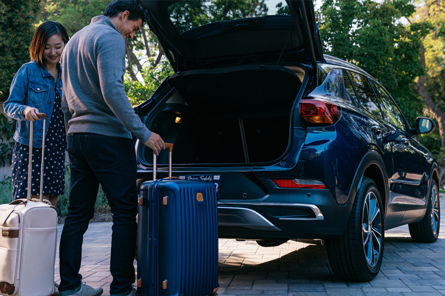 2020 Buick Encore GX Storage