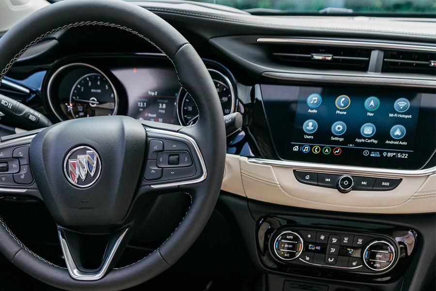 2020 Buick Encore GX Technology