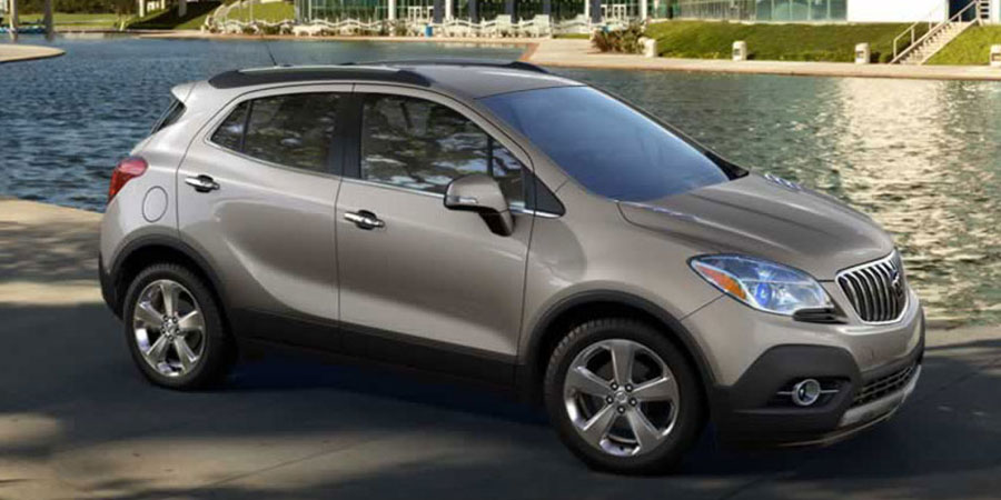 Used Buick Encore First Generation