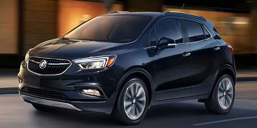 Used Buick Encore Second Generation