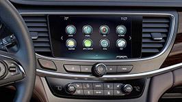 2017 Buick LaCrosse Buick Intellilink