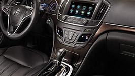 2017 Buick Regal 120-volt Power Outlet
