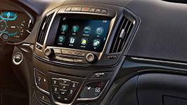 2017 Buick Regal Buick Intellilink