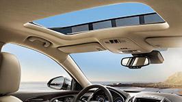 2017 Buick Regal Power Moonroof