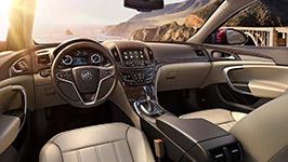 2017 Buick Regal Spacious Interior