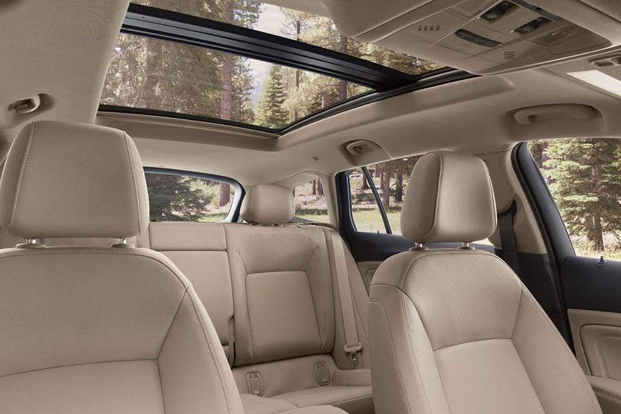 2020 Buick Regal TourX Interior