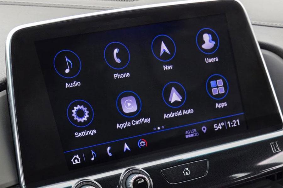 2020 Cadillac CT4 Technology