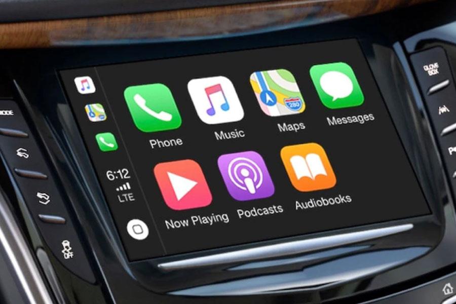 2020 Cadillac Escalade Technology