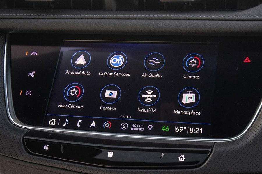 2020 Cadillac XT5 Technology