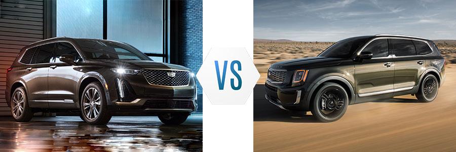 2020 Cadillac XT6 vs Kia Telluride