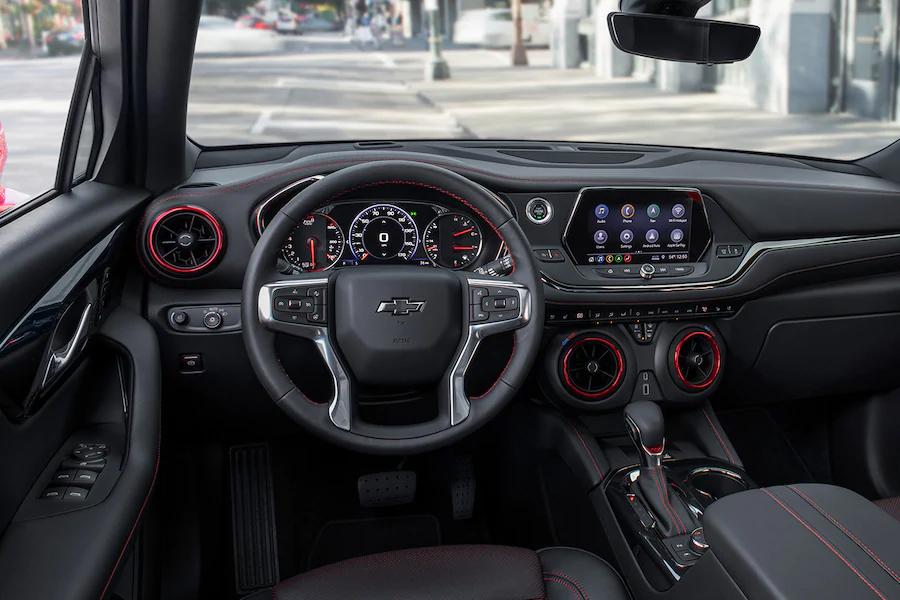 2021 Chevy Blazer Technology