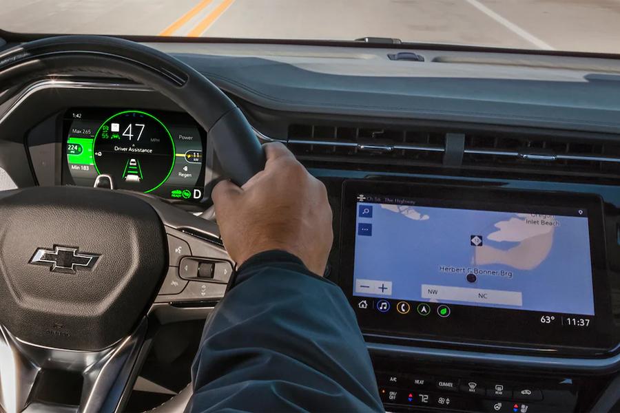 2022 Chevrolet Bolt EUV Technology