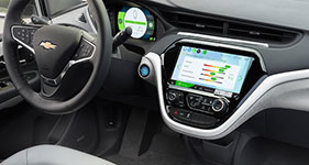 Used 2017 Chevrolet Bolt EV MyLink Infotainment