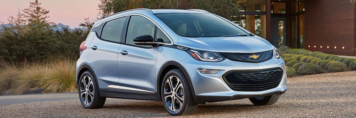 Used 2017 Chevrolet Bolt EV