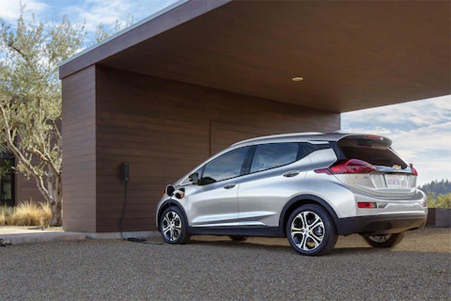 2020 Chevrolet Bolt Ev Exterior