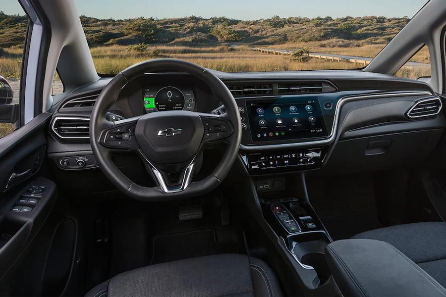 2022 Chevrolet Bolt EV Technology